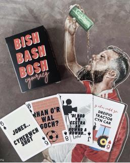 Bish Bash Bosh Cymraeg
