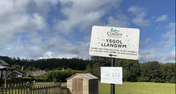 Ysgol Llangwm